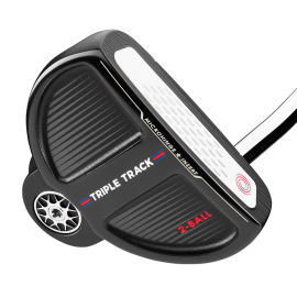 PUTTER ODYSSEY TRIPLE TRACK 2-BALL